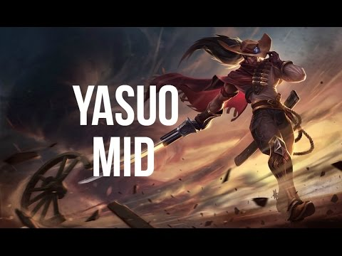 League of Legends - High Noon Yasuo Mid - Full Game Commentary
