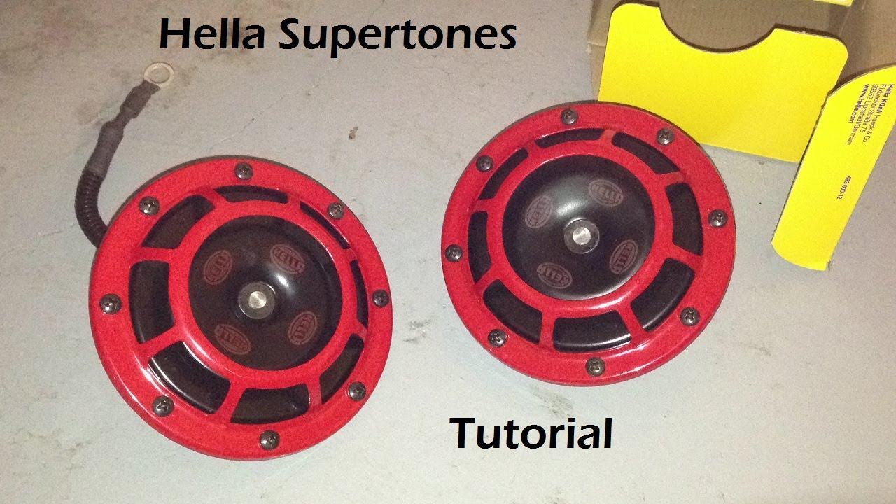 Tutorial: Installing a Supertones on a 2006 Subaru WRX STi on