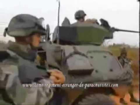 French Foreign Legion Firefight (Ivory Coast, 2003)