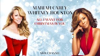 Baixar Mariah Carey ft Whitney Houston - All I Want For Christmas Is You ( Unreleased version )