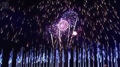 Suomi 100 - Ilotulitus Helsinki / Finlandia 100 Firework Celebration [HD]