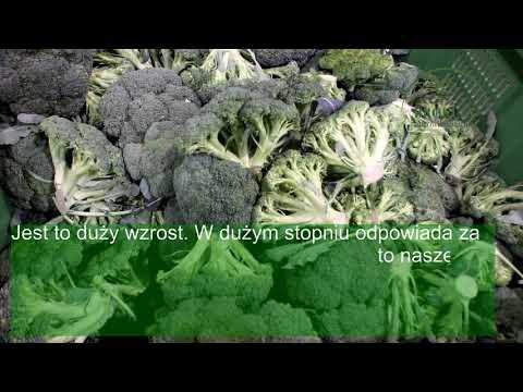 Dlaczego brokuły potrzebują promocji?