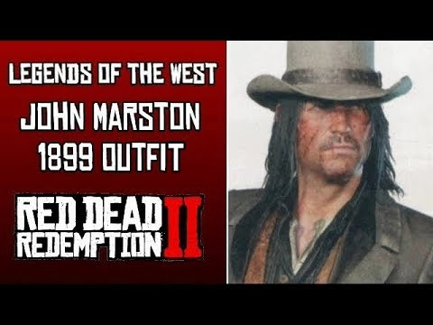 How To Make John S 1899 Outfit In Red Dead Redemption 2