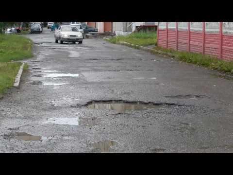 А24 | #Ачинск: дорожные проблемы 7 микрорайона