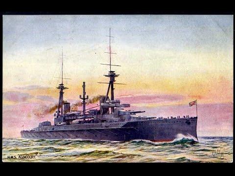 HMS Agincourt - Guide 006 / Special 001 (TTS)