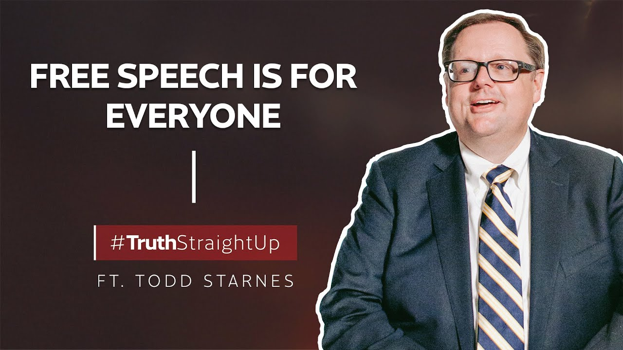 YAFTV 5/14/2019 Free speech is for everyone ft. Todd Starnes | #TruthStraightUp