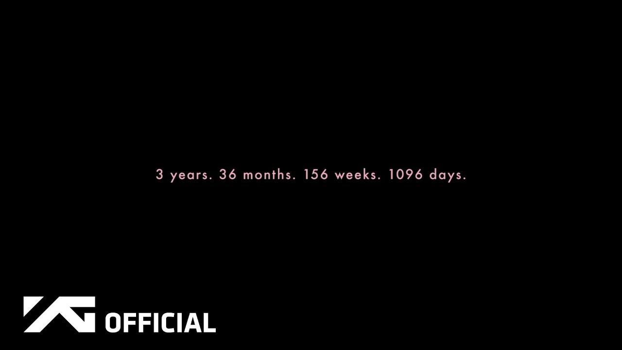 Blackpink 3 Year Debut Anniversary