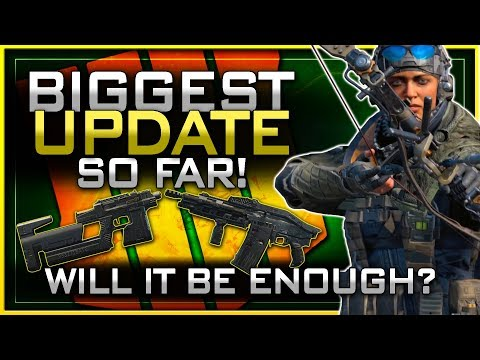 New Guns, Specialist, Maps, & Modes! | Will it be Enough?