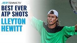 Lleyton Hewitt: Best Ever ATP Shots & Rallies