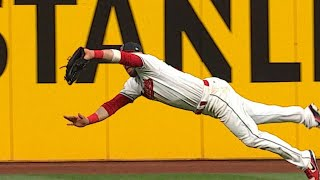 NYY@CLE Gm1: Kipnis lays out for outstanding grab