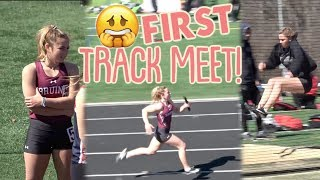 It's Katie's First High School Track Meet thumbnail