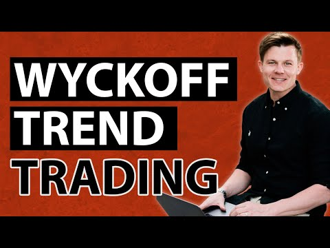 Master And Understand Wyckoff Trend Anylsis