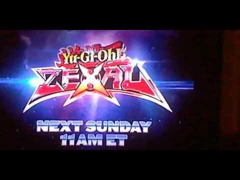Nicktoons Yu-Gi-Oh Zexal Promo thumbnail
