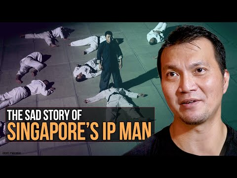 The Sad Story of Singapore's Ip Man