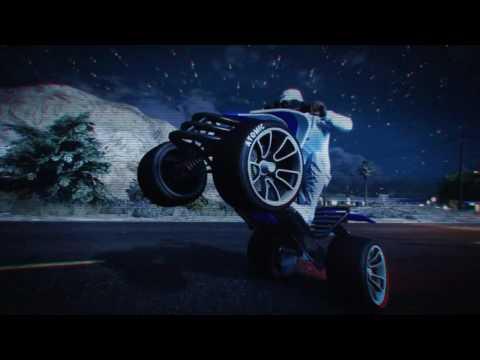 """FATBOY SSE x LAR$$EN """" Drake""""- 🔥Officiel vidéo animated Gta V🔥✌️"""