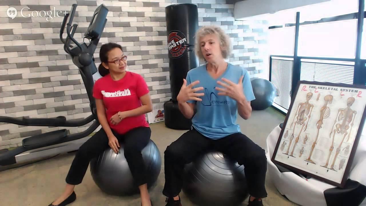 Perbaiki Postur, raih sehat optimal