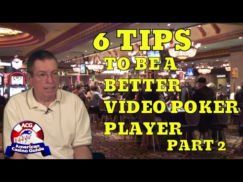 how to get more wins on poker machines