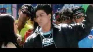 sharukh khan owns kajol(funny clip)