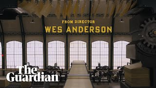 Trailer for Wes Anderson's new film, The French Dispatch, released