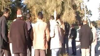 الجزائر احتجاجات عمال سونلغاز 01-02-2012