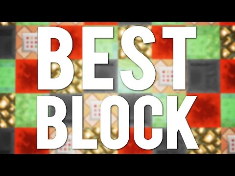Minecraft: Top 5 Best Blocks In The Game!