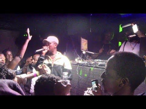 Emtee Manando Album  Launch Performance In Cape Town