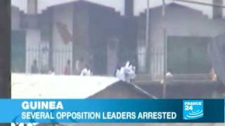 Guinea: Outcry as dozens are killed at Conakry protests