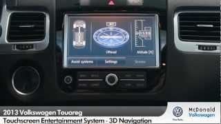 2013 Volkswagen Touareg Review and Walkaround   McDonald VW