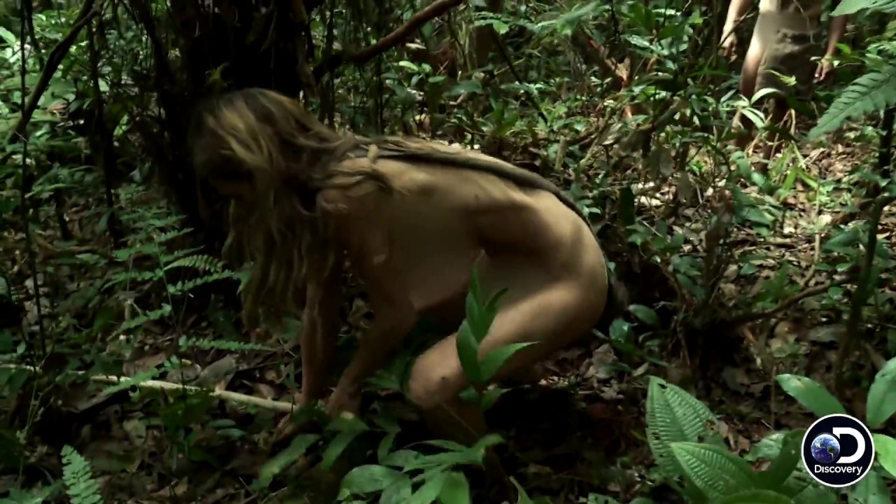 naked and afraid hot chick