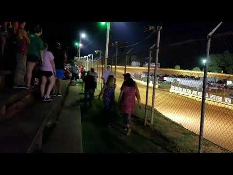 Laurens Speedway Stock Thunder 8/12/17