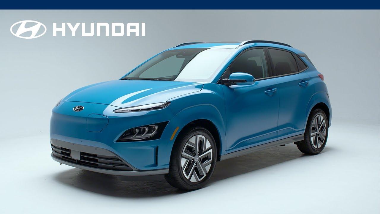 2022 KONA Electric   Explore the product   Hyundai Canada