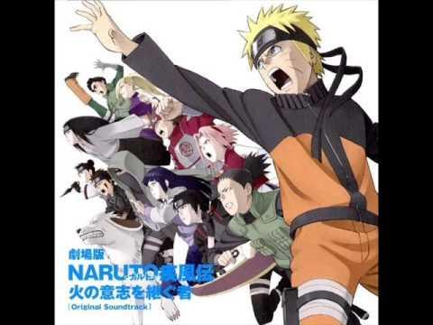 Naruto Shippuuden Movie 3: Hi no Ishi o Tsugu Mono OST