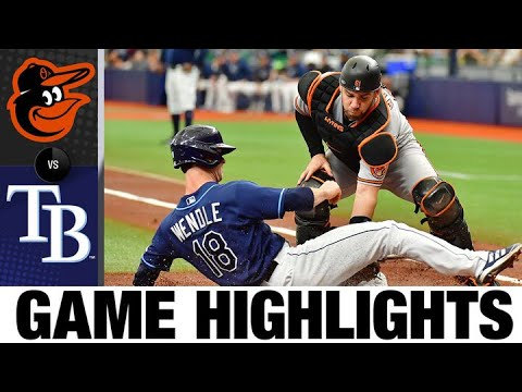 Download Orioles vs. Rays Game Highlights (7/21/21) | MLB Highlights