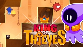 CRAZY ADDICTIVE NEW GAME....!!!! | King of Thieves IOS / Android!