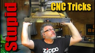 Create G-Code Using Your CNC Machine - Stupid CNC Tricks