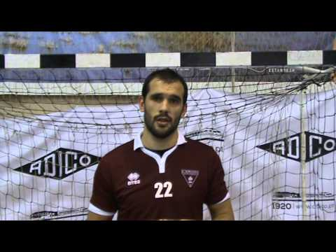 Flash Interview Estarreja - São Bernardo: João Pedro Oliveira