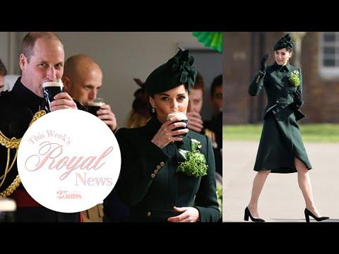 キャサリン妃、7年目のセントパトリックス・デー | Royal News | 25ans