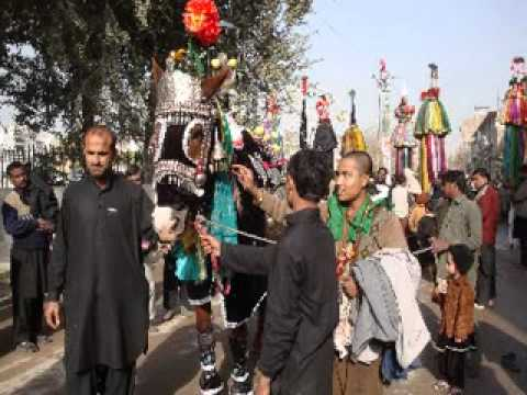 10th moharram On Bannu Report By Civil Defense Bannu.flv