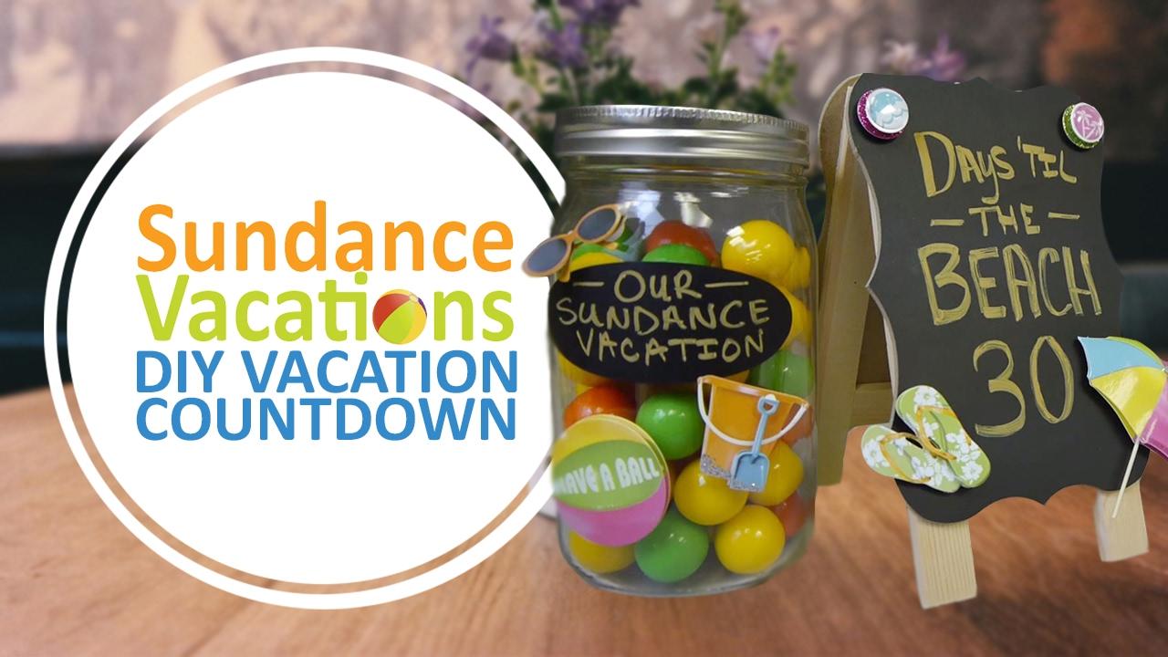 sundance vacations diy vacation countdown calendar