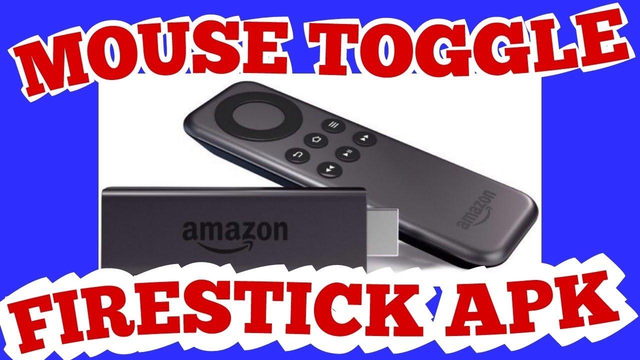 Toggle mouse apk | Mouse Toggle For FireStick / FireTV and FireTV
