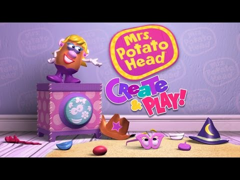 Mrs. Potato Head - Create & Play (Originator Inc.) - Best App For Kids