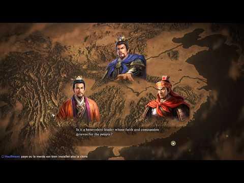 Romance Of The Three Kingdoms XIII : Révolte des Turbans Jaunes : Partie 1