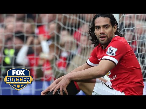 Falcao's grandma blames his managers for poor form
