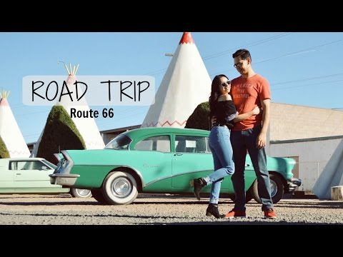 ROUTE 66: 2017 Road Trip