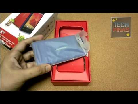 Starmobile Flirt Unboxing, Temple Run 2 Game Play