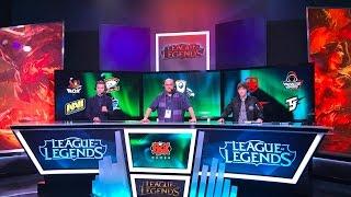 В Главкино построили арену League of Legends и она очень крутая