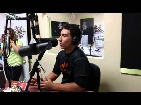 Alex Contreras Radio Station with Latina FM Jacksonville, FL