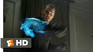 Panic Room (5/8) Movie CLIP - Turn the Gas Off! (2002) HD