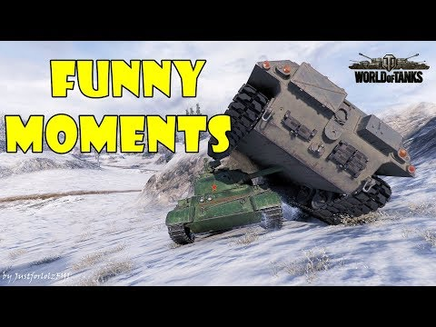 World of Tanks – Funny Moments | Week 3 February 2018