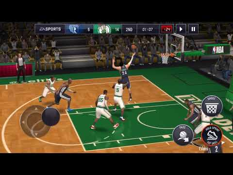 Conference Semifinals Playoff Game 2 Celtics vs Grizzlies NBA LIVE MOBILE: EPISODE 8